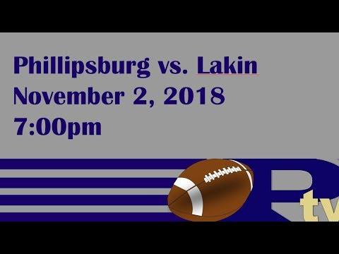 Phillipsburg Football vs. Lakin
