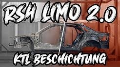 Die RS4 Limo 2.0 - Die Karosserie wird KTL beschichtet! #9 | Philipp Kaess |
