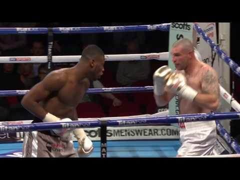 Isaac Chamberlain vs Russell Henshaw