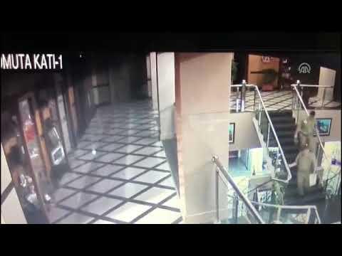 Şehit Ömer Halisdemir'in Son Görüntüleri