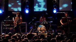 Mediengruppe Telekommander - Mein Herz ist schwarz wie Deine Coca Cola (live 08.07.2010 Hamburg)