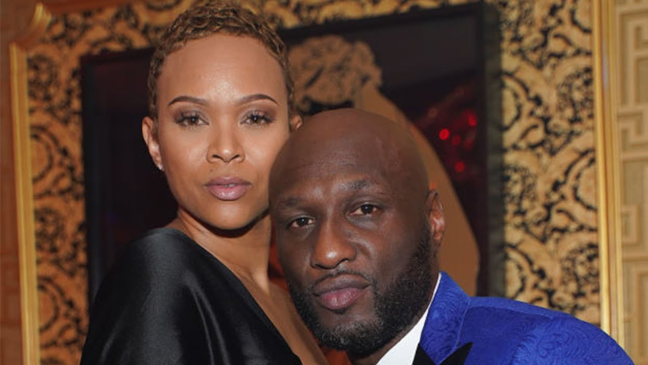 Lamar Odom engaged to girlfriend Sabrina Parr: 'She the one!'