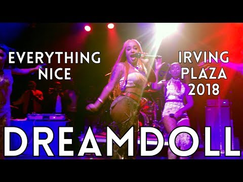 DREAMDOLL - Everything Nice (LIVE) | Irving Plaza 2018