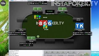 Покер видео: 30k Weekly VIP от Outsmoker – Часть 1