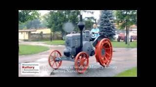 Lanz Bulldog HR2 w zbiorach Muzeum Rolnictwa w Ciechanowcu