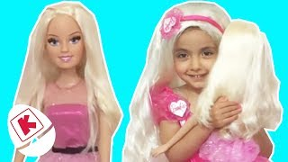 Barbie Life In The Dreamhouse Dolls Unboxing - Princesses In Real Life | WildBrain Kiddyzuzaa