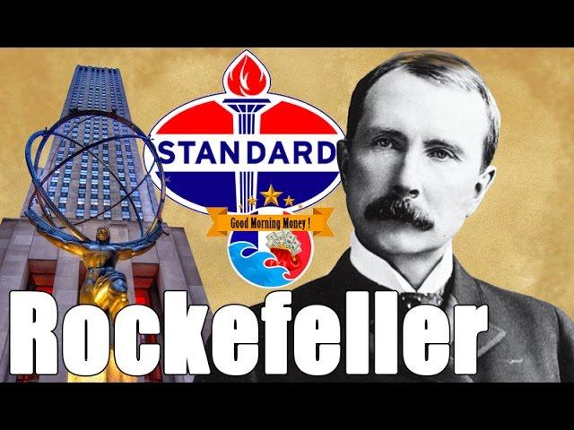 Rockefeller histoire du roi de la Standard Oil Company #GMM 02