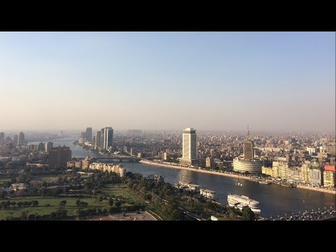 LOOKING OVER CAIRO | Part 1