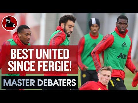 'The Best We've Been Since Fergie!' | Master Debaters
