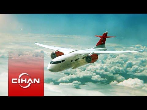İlk milli uçak projesinin animasyonu
