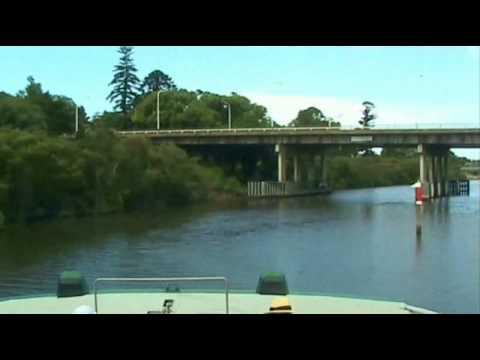Parramatta River Cat Time-lapse