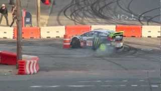 Ken Block and Travis Pastrana Film Gymkhana 5 in San Francisco(Yesterday was bike to work day. To celebrate, I give you video of motor vehicles completely tearing up Potrero Hill. Well, I guess I did see this during my bicycle ..., 2012-05-13T04:44:13.000Z)