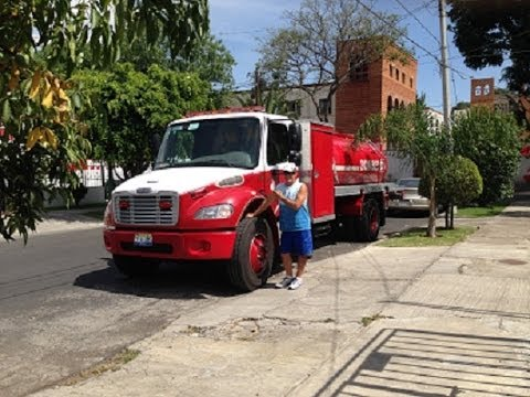 Why there are no Big Fire Trucks in Mexico..