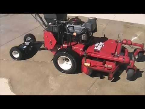 Spring Break Vlog #2 - Mower Maintenance and Pressure Washing