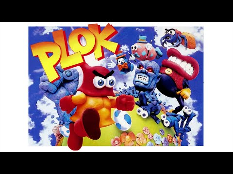 Main Theme - Plok