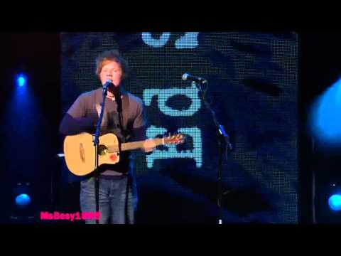 [HD] Ed Sheeran - The City - live at iTunes Festival (8th July 2010)