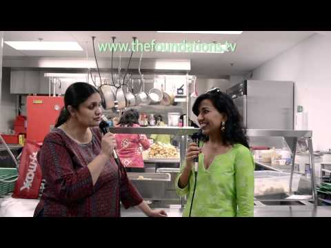 A tour of Nashua Soup Kitchen with Shefali D Kalyani