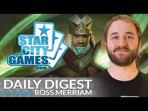 Daily Digest: Hardened Scales Affinity with Ross Merriam [Modern]