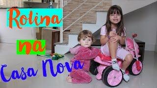 MINHA ROTINA DA MANHÃ NA CASA NOVA