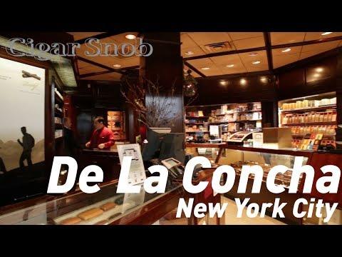 New York City travel: De La Concha America