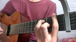 Phố (Đinh Mạnh Ninh) guitar cover