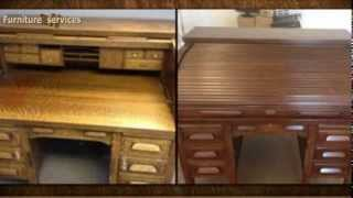 All Furniture Refinsihing Polishing Restoring Service Company - We Repair Stain Finsih Touch-up