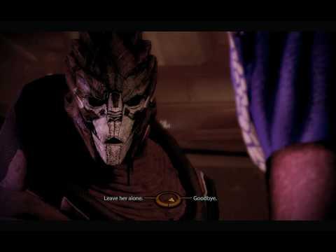 Mass Effect 2 - Turian Beatdown