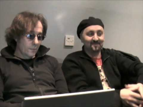Richard Barbieri & Colin Edwin Interview in Newcastle