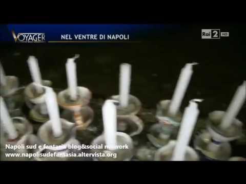 Voyager puntata dedicata a Napoli