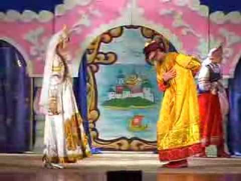 Спектакль театра ЭХО Сказка о царе Салтане
