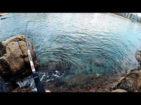 Salgo De Trabajar Y Me Voy A Pescar- Reto Spinning (Tiempo De Pesca 15 Min)