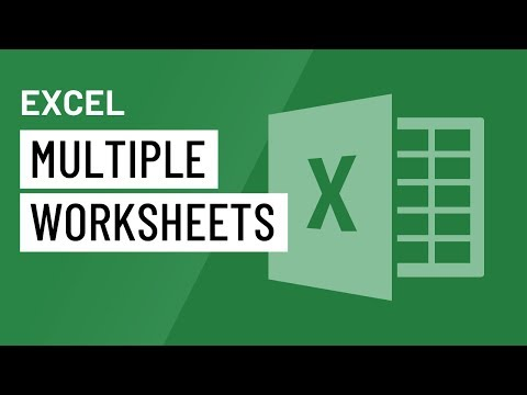 excel:-working-with-multiple-worksheets