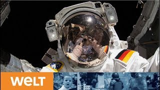 """Letzte Infos vor Start zur ISS: Deutscher Kommandant Gerst informiert über """"Horizons""""-Mission"""