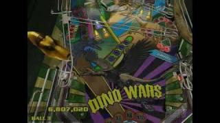 Dream Pinball 3D PC Games Gameplay - Prehistoric