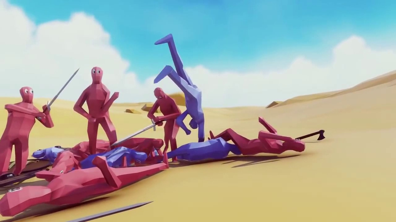 Totally accurate battle simulator v0. 3. 6192. 6310 торрент.