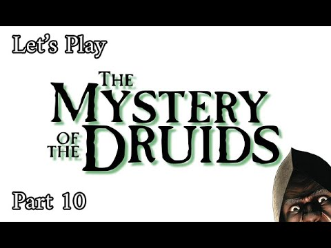 Let's Play Mystery Of The Druids - Part 10 |