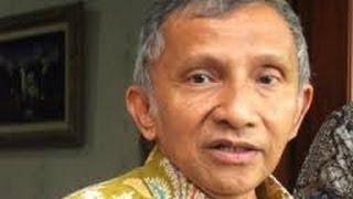 jokowi adalah musuh bangsa indonesia kata amien rais