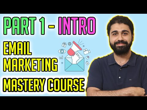 Email Marketing Tutorial For Beginners [2020] | Part 1 Of Email Marketing Mastery Course