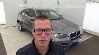 BMW X6 xDrive30dA 245ch Luxe