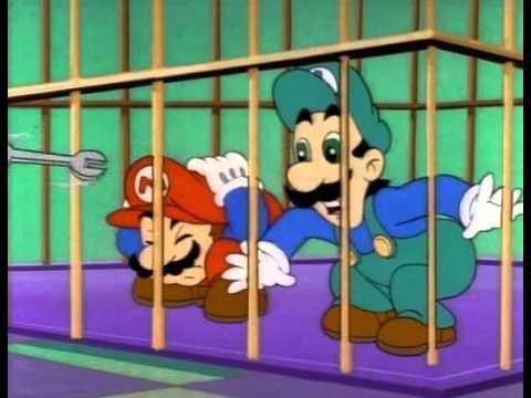 Nintendo ( Las Aventuras De Super Mario Bros. 3 ) 23