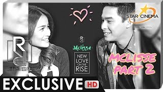 reel real exclusive mclisse talks about the state of their love team future plans together
