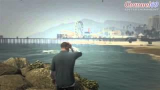 Grand Theft Auto V   PS3 VS PS4   Comparativahot video