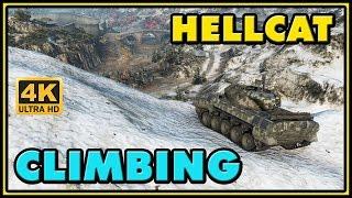 World of Tanks | Climbing - M18 Hellcat - 10 Kills - 4.2K Damage