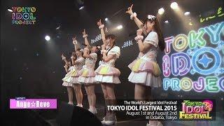 TOKYO IDOL PROJECT LIVE vol.3 Ange☆Reve@ROPPONGI NICOFARRE 23.MAY.2...