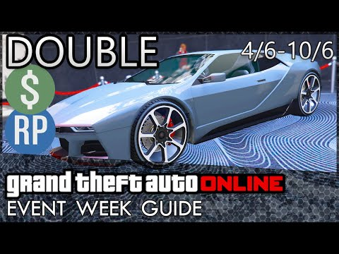 GTA Online Double Money This Week (GTA 5 Event Week)