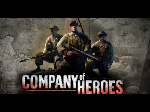 Company of Heroes Complete Edition Gameplay(PC)