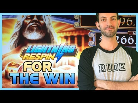⚡Lightning Respin for the WIN ⚡ Brian Christopher Slots