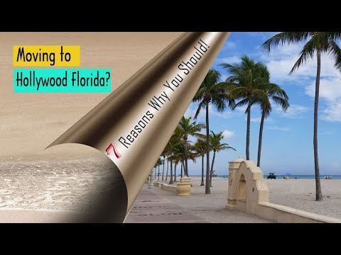 Moving To Hollywood FL