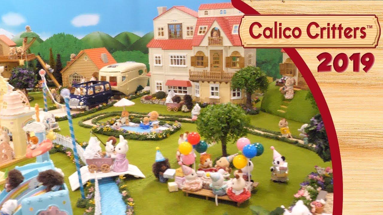 Sylvanian Families Calico Critters Furniture Realistic Washing Machine /& Vacuum