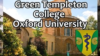 147. ГТ Колледж, Оксфордский Университет. Green Templeton College, University of Oxford, UK